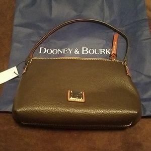 Dooney & Bourke pouchette satchel